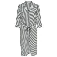 53bcf551e743 Jacqueline de yong - Karla 3 4 Midi Shirt Dress Wvn Abito Donna Tg. Francese  34 - ePRICE
