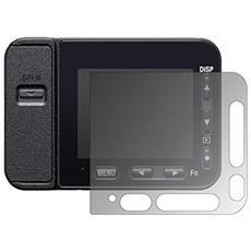 Sony 2x rx100 Pellicola Protettiva per VII Pellicola Protettiva Display Opaca Protezione Display dipos