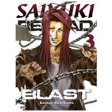 Saiyuki Reload Blast N° 3 ITALIANO NUOVO #MYCOMICS Dynit Manga