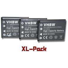 ORIGINALE VHBW ® Caricabatteria per Medion np-45 np-45a