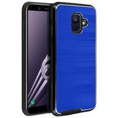 Avizar - Cover Iphone 7 / 8 Protezione Alluminio Contorno Morbido