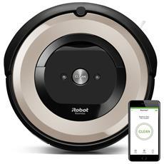 Robot Aspirapolvere Wifi Vacuum Roomba e5 Colore Nero Rame
