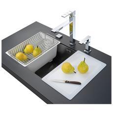 Accessori Per Lavelli Da Cucina.Foster Cestello Portapiatti 8100 201 Inox Eprice