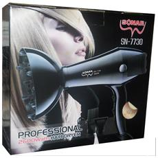 Trade Shop Phon Asciugacapelli Professionale Sonar Sn 7730