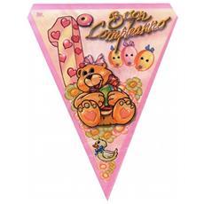 Bandierine Buon Compleanno Pvc 3.60 mt Magic Party