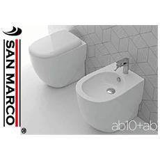 Hidra Ceramica Sanitari.Sanitari Bagno Da Appoggio Hidra Abc