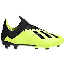 Calcio Junior Adidas X 18.1 Fg Scarpe Da Calcio Eu 36 23