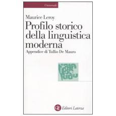 maurice leroy%2C profilo storico della linguistica moderna  Laterza - Profilo storico della linguistica moderna - ePRICE