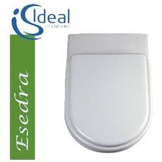 Ideal Standard Esedra Sedile.Ideal Standard Sedile In Termoindurente Serie Esedra Art T627701 Bianco A Magazzino Chiusura Normale Eprice