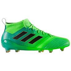 Scarpe Calcio Adidas Ace 17.1 Primeknit Fg Turbocharge Pack Taglia 44 Colore: Verde