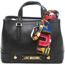 LOVE MOSCHINO - Borsa Donna Grain A Mano Con Tracolla Nero Jc4041Pp17Ld0000  - ePRICE 67122ffb1c1