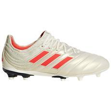 Scarpe Calcio Ragazzo Adidas Copa 19.1 Fg Initiator Pack Taglia 36 23 Colore: Bianco rosso