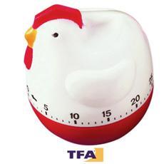 TFA - Timer da cucina in plastica con movimento in metallo, fino a ...