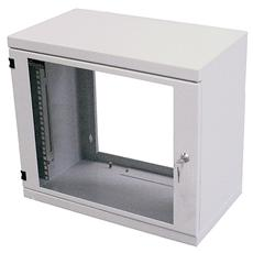 Armadio A Muro Rovigo.Intellinet Armadio Rack 19 10u I Case Es 1010g 500x400 Mm Grigio