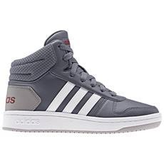 adidas Ee6714 Hoops Mid 2.0 Sneakers Scarpe Alte Bambino