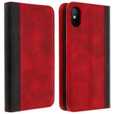 ROAR - Custodia Iphone Xs Max Portacarte Cover Morbida Funzione