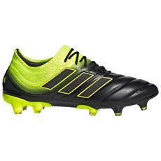 Scarpe Calcio Adidas Copa 19.1 Fg Exhibit Pack Taglia 44 Colore: Nero giallo