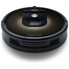Roomba 980 Robot Aspirapolvere Wi Fi con Smart Home Garanzia