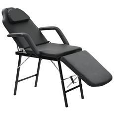 Lettino Per Massaggio Prezzi.Vidaxl Lettino Da Massaggio Portatile In Similpelle 185x78x76 Cm