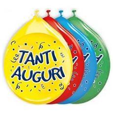 20 Palloncini In Lattice Prima Comunione Big Party