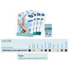 grande sconto per a buon mercato Vendita di liquidazione Sauber 140 Collant Classico Nero Taglia 3 Desa Pharma