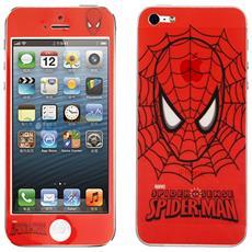 Csfssd Personalit/à auto logo in metallo Spider-Man Spider-Man adesivi film adesivi for auto Classic Car coda ragno segno di testa Color : Black