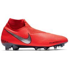 Scarpe Calcio Nike Phantom Vision Elite Df Fg Game Over Pack Taglia 43 Colore: Rosso