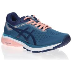 Asics Trainers Gt 1000 7 Donna Blu ePRICE