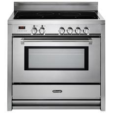 DE LONGHI - Cucina Elettrica PEMX 964 IN 4 Zone Cottura a ...