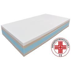 Sweet Dispositivo Medico MOD Baldiflex Materasso Singolo 70x190 Altezza 26 cm