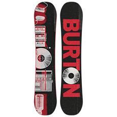 Burton Tavola Snowboard Uomo Descendent Taglia: 148
