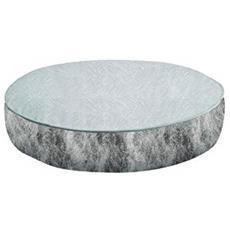 100x70 cm letto per cani Cuscino per cani XL particolarmente voluminoso grigio // nero materasso per animali