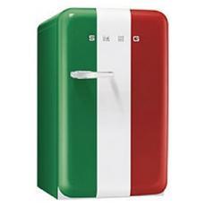 Frigorifero da Tavolo FAB10HRIT Classe A+ Capacità Lorda / Netta 135/130  Litri Colore Tricolore Serie Anni \'50