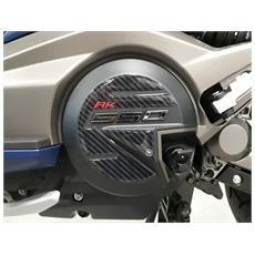 Rolektro XXL Copertura 180x100x110cm Scooter Moto Trike Quad Coprimoto Impermeabile Nero