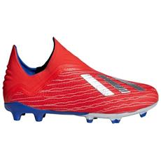 scarpe da calcio bambino adidas rosse