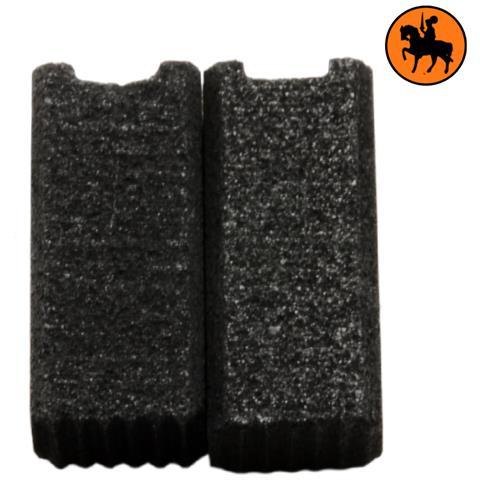NUOVO Spazzole di Carbone BOSCH PSB 680-2 RE trapano 5x8x15.5mm