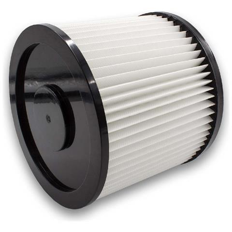 PAS 1000 PAS 11-25 F PAS 11-25 vhbw filtro compatibile con Bosch GAS 12-30 F Professional PAS 12-50 F aspirapolvere; filtro a pieghe