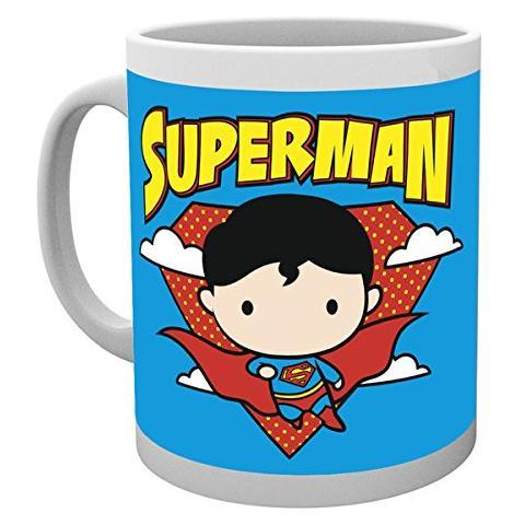 GB Eye Tasse, Justice League Supergirl Chibi