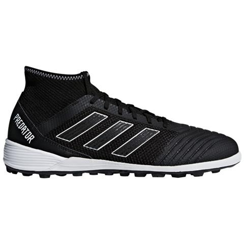 Scarpe Calcetto Adidas Predator Tango 18.3 Tf Shadow Mode Pack Taglia 41 13 Colore: Nero