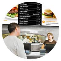 Soluzioni per ristorazioni