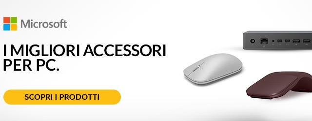 Microsoft accessori PC