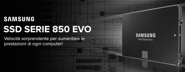 SSD Serie 850 EVO