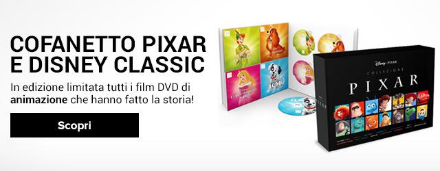 Disney Classic e Pixar