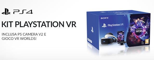 Kit Playstation VR