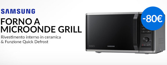 SAMSUNG Microonde Grill