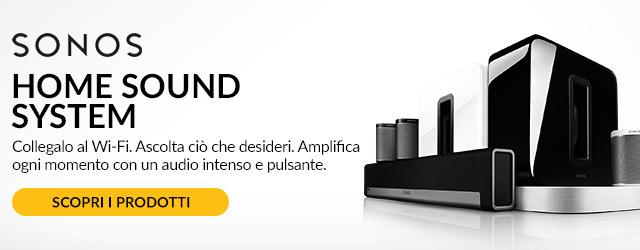 Home Sound System Sonos