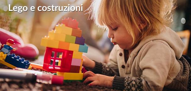 Lego e costruzioni
