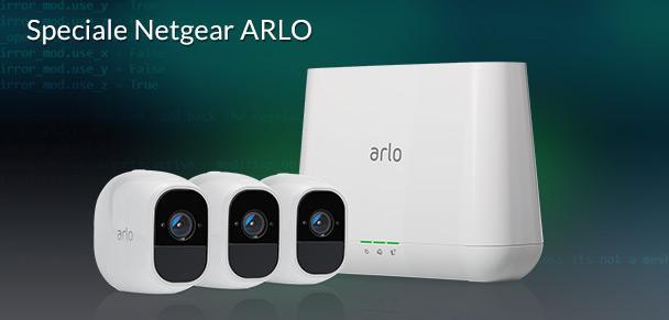 Speciale Netgear ARLO