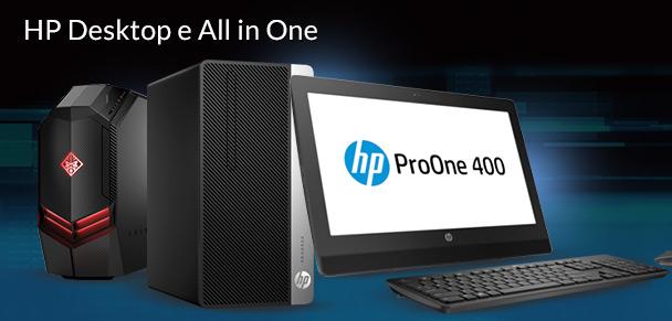 HP Desktop e All in One