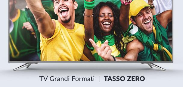 TV Ultra HD Grandi Formati